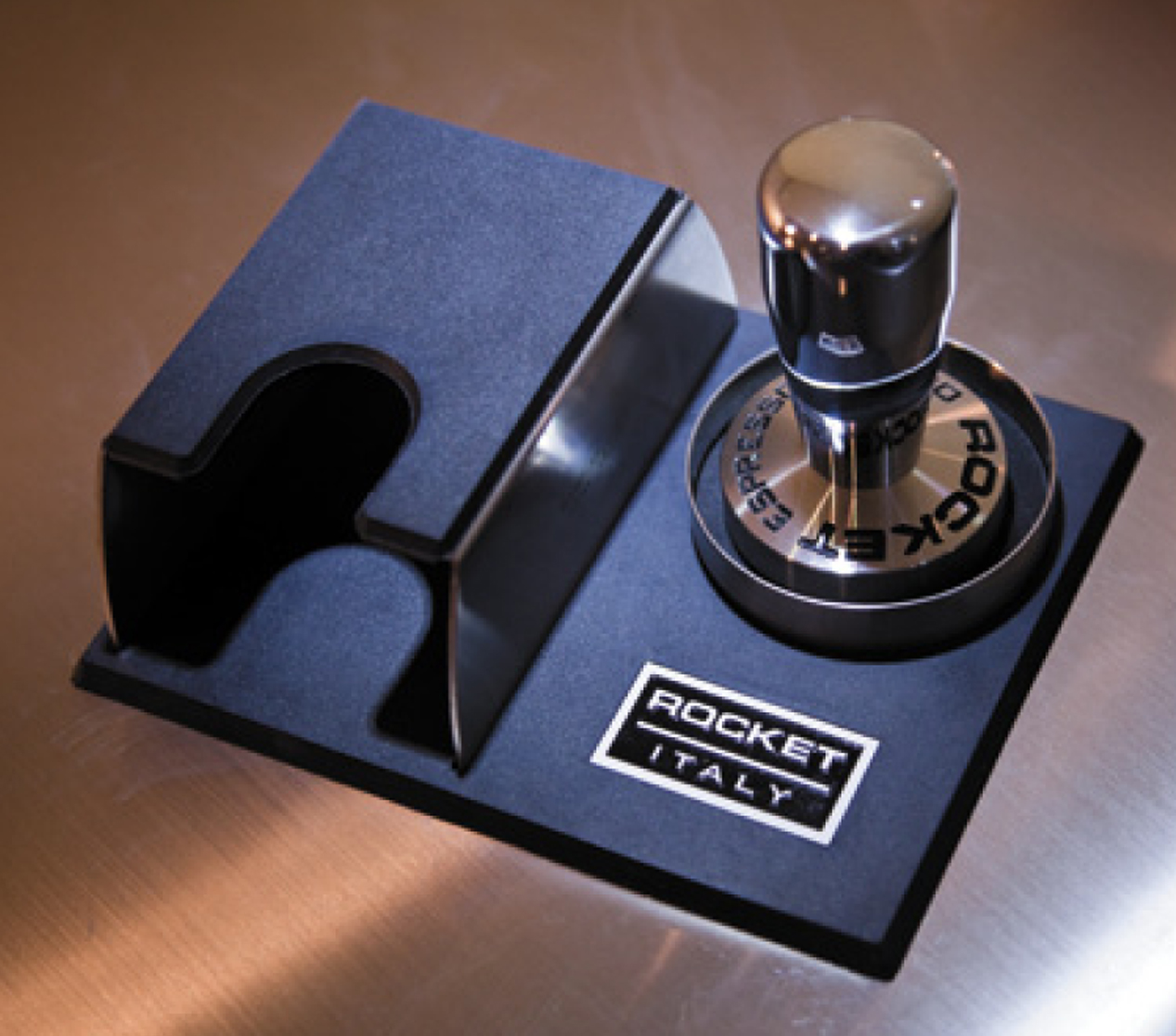 tamper-stand